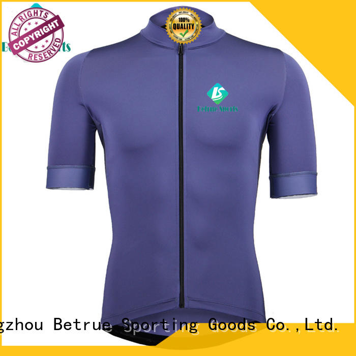 Betrue men mens cycling jersey wholesale for women