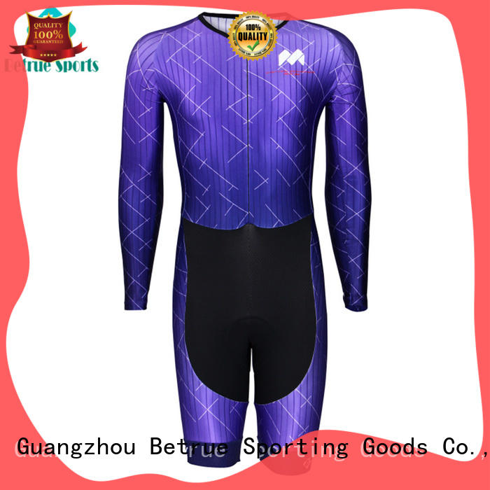 Betrue suits cycling skinsuit cheap manufacturers for women