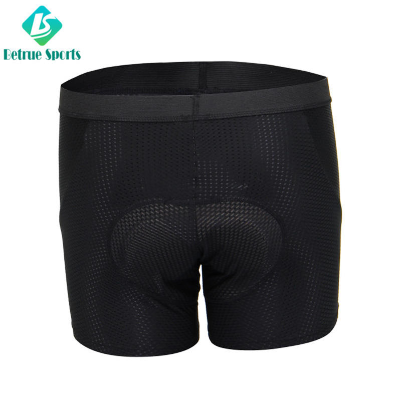 Betrue summer padded cycling underwear wholesale for women-3