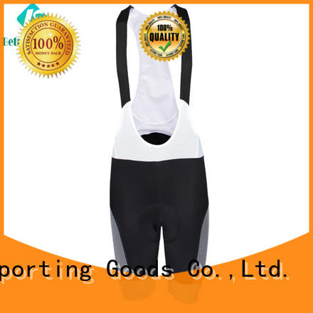 Betrue pro bike bib shorts manufacturer for women