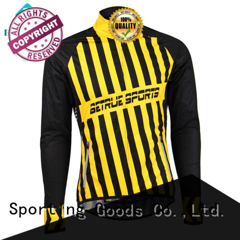 Betrue fleece winter cycling jacket mens weight for sport