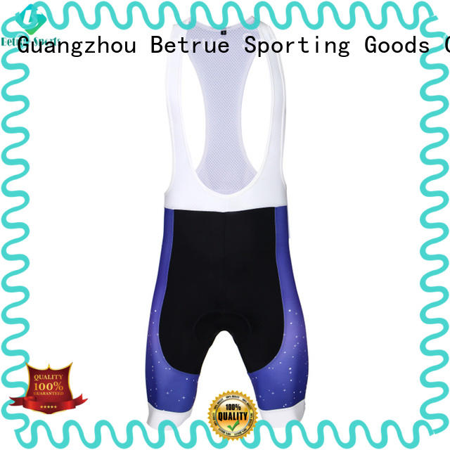 Betrue italy-made cycling bib tights series for men
