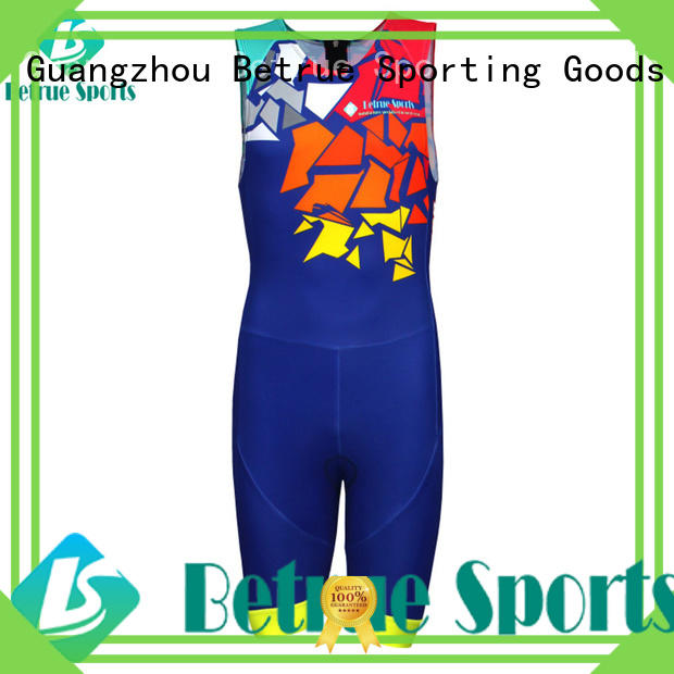 triathlon race suit quality triathlon suit mens Betrue Brand