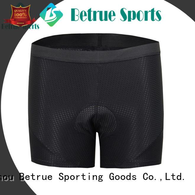 Betrue pro cycling underwear series for bike