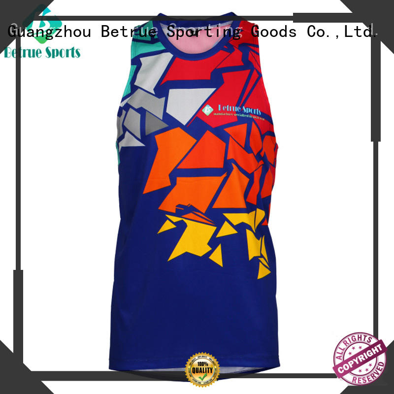 Betrue single best running clothes wholesale for bike
