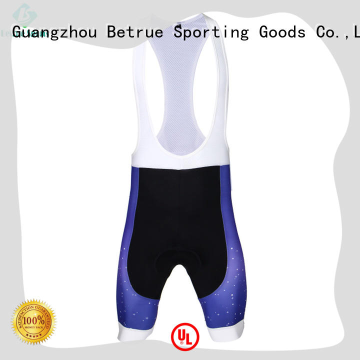 Betrue tech mens cycling bib shorts manufacturers for men