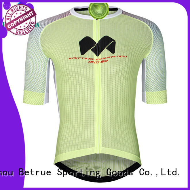 Wholesale end long sleeve cycling jersey weight Betrue Brand