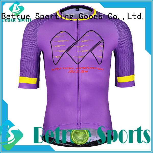 Betrue sleeve mens road bike jerseys series for bike