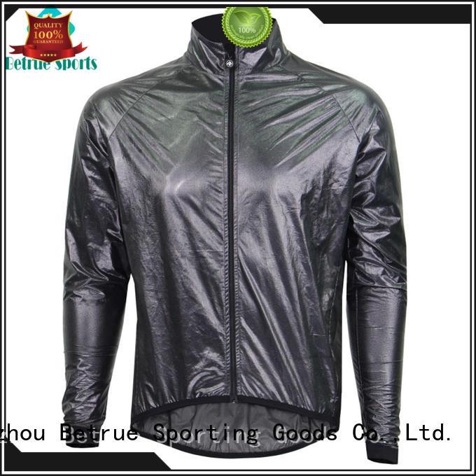 raincoat windproof biker jacket women Betrue Brand