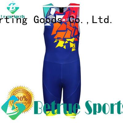Betrue italian triathlon suits manufacturer for bike