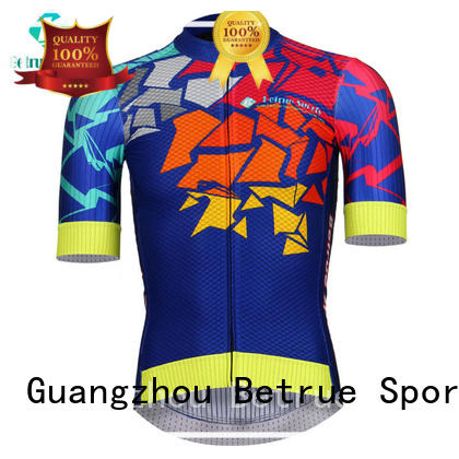 Betrue New mens cycling jersey factory for women