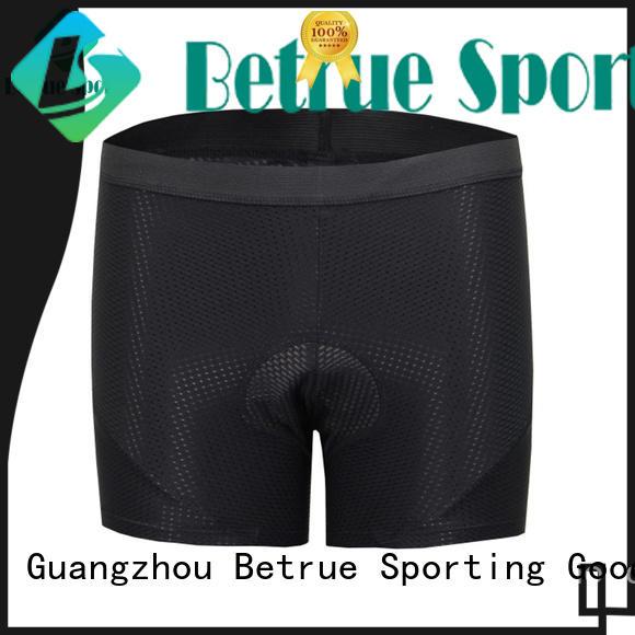athletic wear & padded cycling underwear