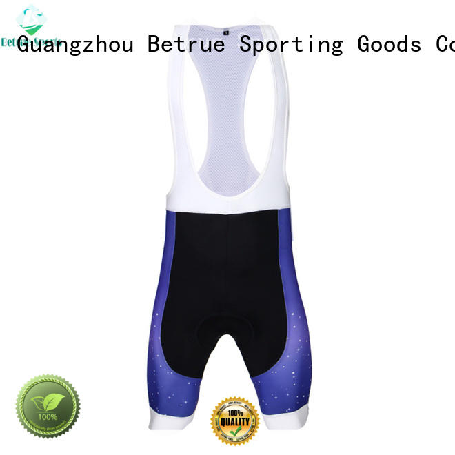 Betrue italy-made best cycling bib shorts supplier for men