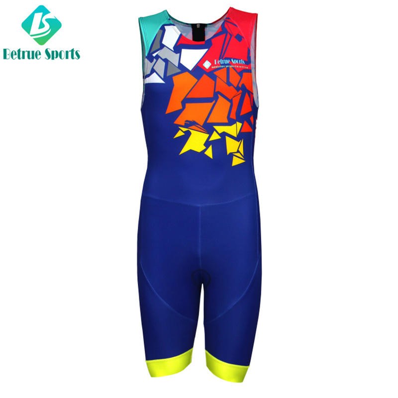 sleeveless skinsuit triathlon quality wholesale for men-1