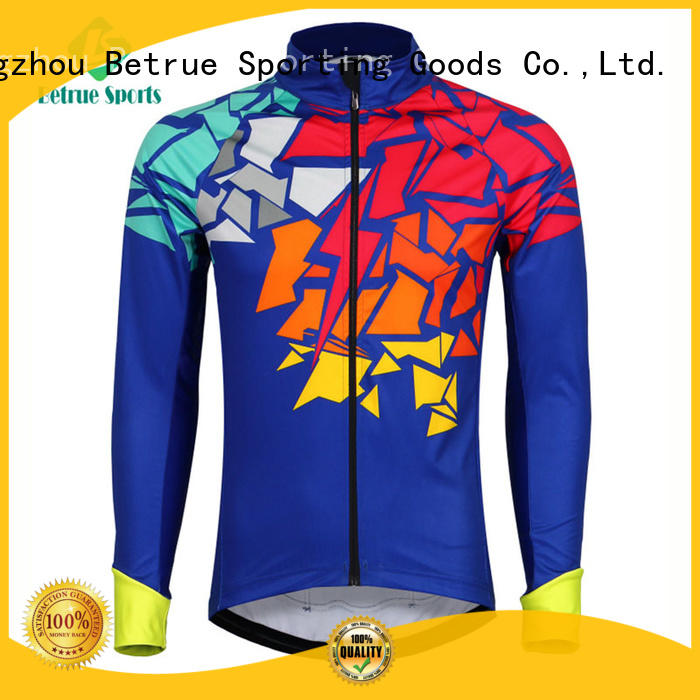Betrue New mens cycling jacket company for women