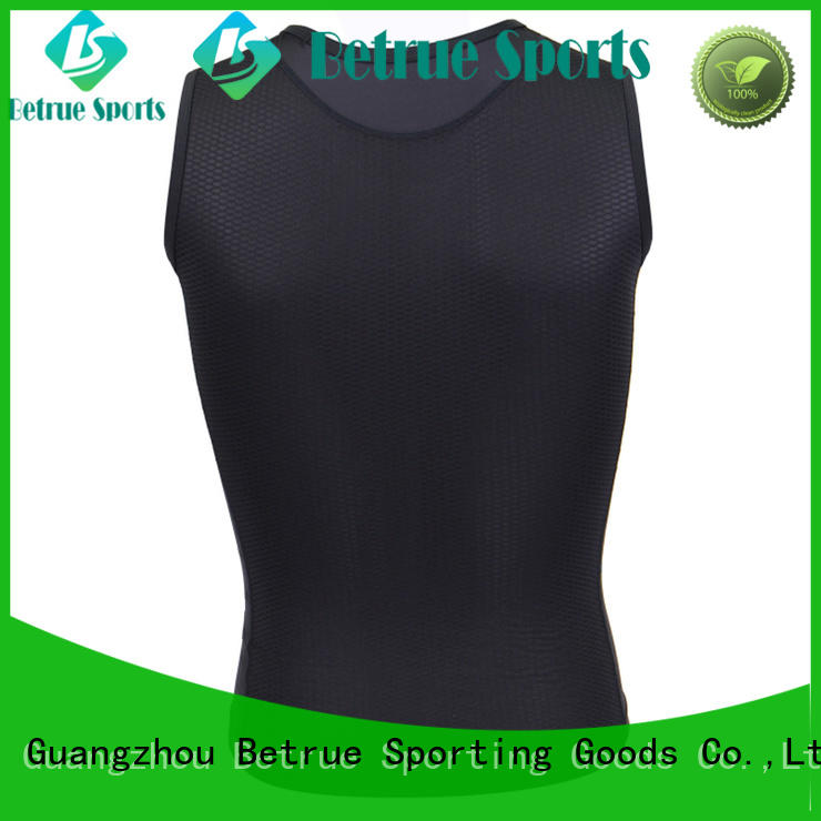 Betrue quality mens cycling base layer manufacturer for men