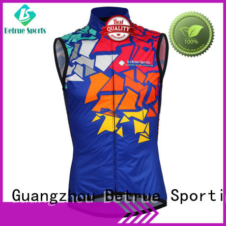 Betrue quality cycling vest series for women