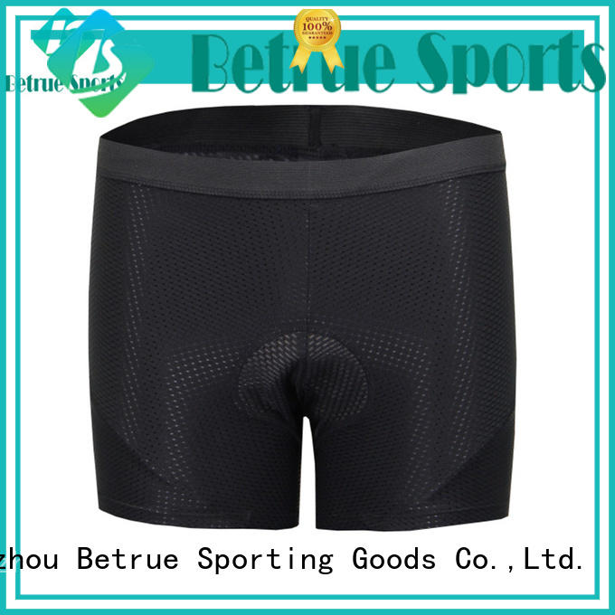 Betrue liner cycling undershorts manufacturer for women for sport