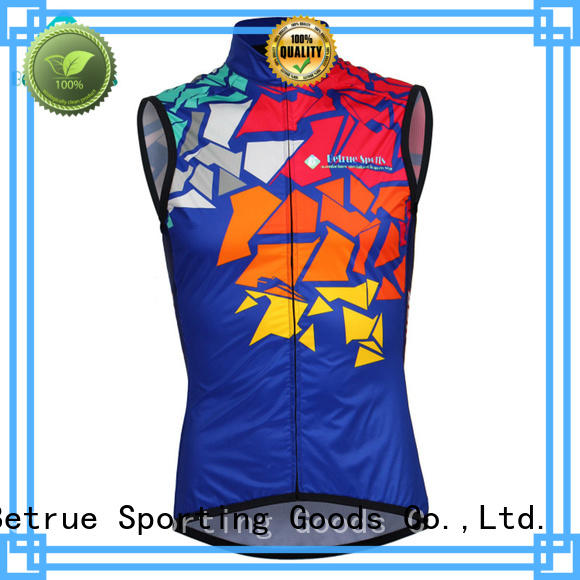 Betrue vest best cycling vest series for men