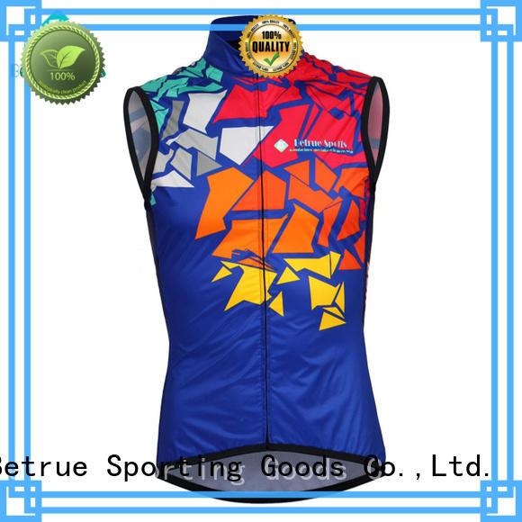 Betrue vest best cycling vest series for men