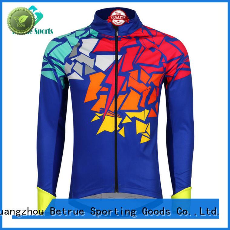 Betrue fleece biker jacket women series for sport