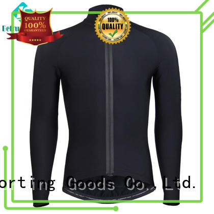 snowy mens road bike jerseys winter customized for bike