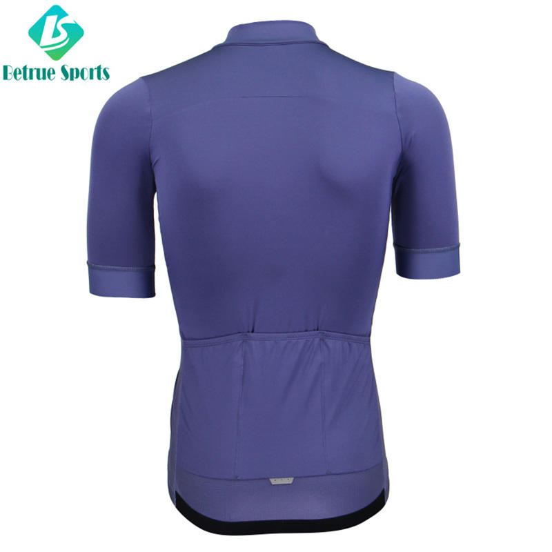 Betrue purple mens mountain bike jerseys customized for bike-3