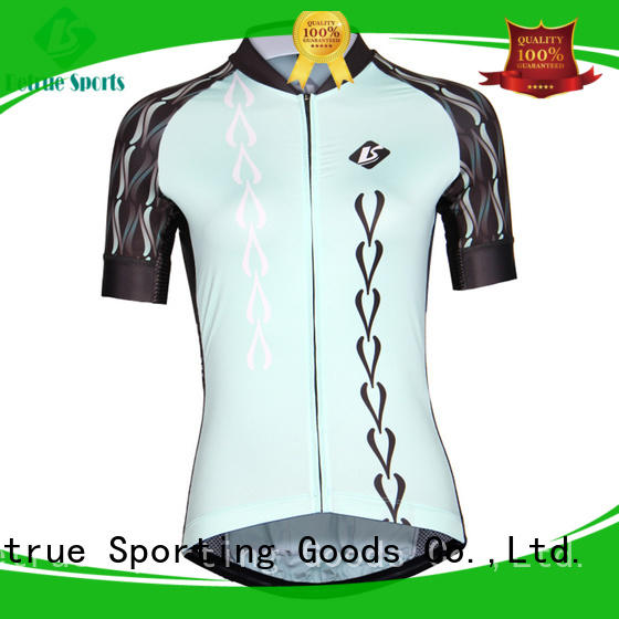 Betrue corrugated female cycling jerseys fashion for women b