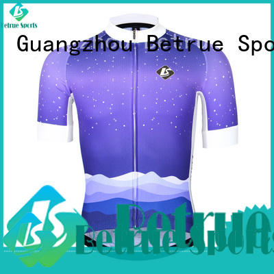night mens road cycling jersey colorful wholesale for sport