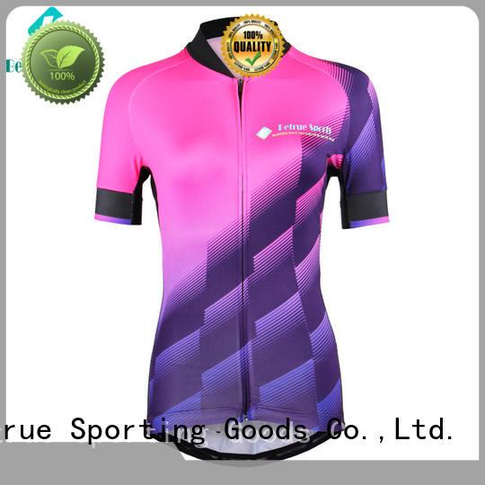 Betrue gradient custom bike jerseys customized for men
