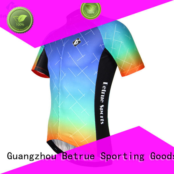 slim mens road cycling jersey flowers for men Betrue