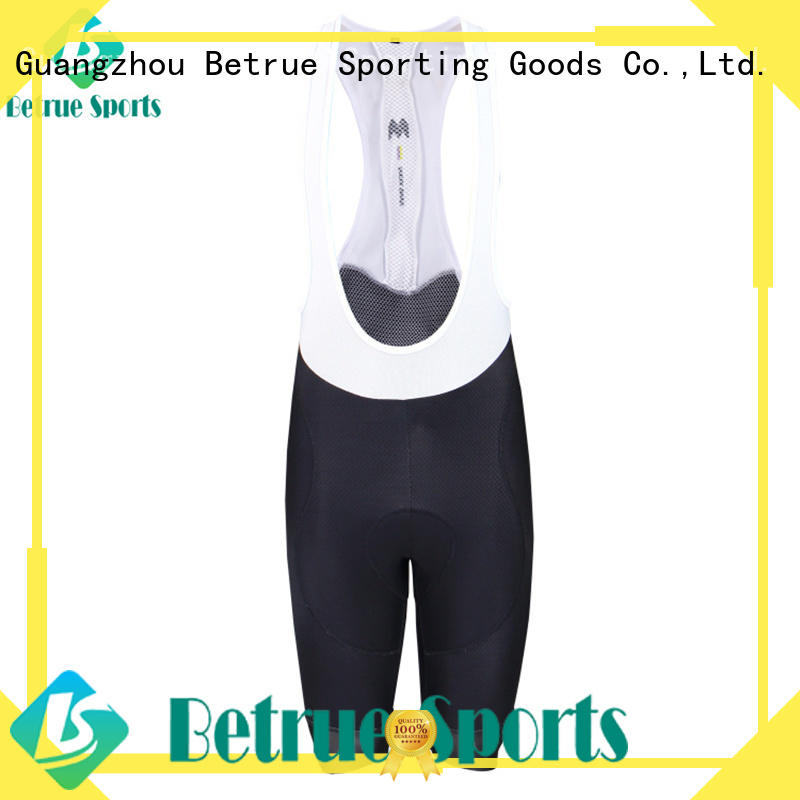 Betrue Wholesale cycling bibs for business for sport