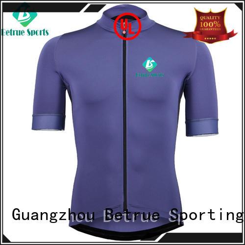 Betrue night funny cycling jerseys supplier for women