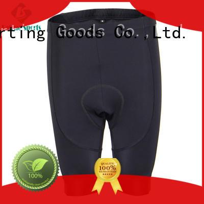 padded bike pants italymade leg compression Warranty Betrue