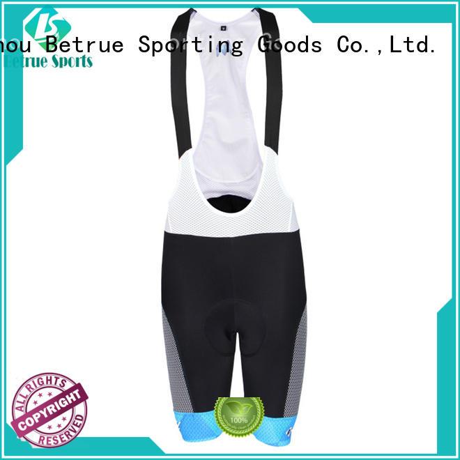 Betrue end bike bib shorts supplier for sport