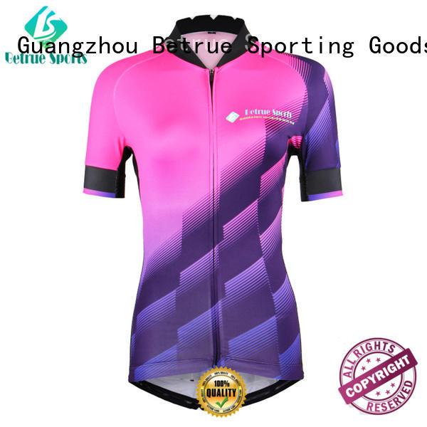 Betrue light womens long sleeve cycling jersey jersey for bike