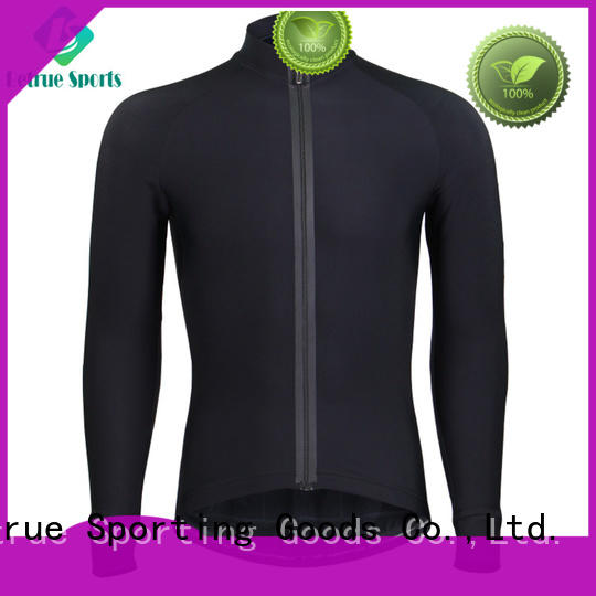 long sleeve cycling jersey snowy colorful mens cycling jersey light Betrue Brand