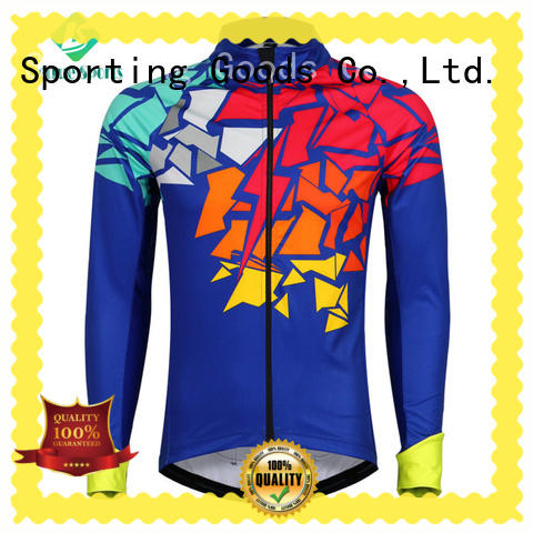 Betrue night mens cycling jacket manufacturer for bike