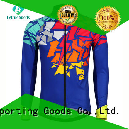 Betrue Brand cycling fleece cycling jackets manufacture