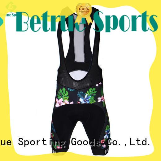 Betrue 3d mtb bib shorts supplier for bike