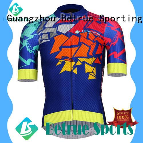 Betrue purple bike jerseys mens for business for women