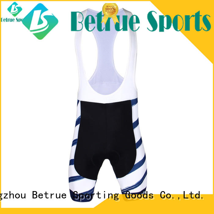 Betrue pro cycling bib tights company for men