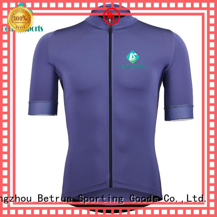 Betrue cross best mens cycling jersey wholesale for sport