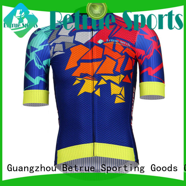 Hot slim long sleeve cycling jersey sleeve Betrue Brand