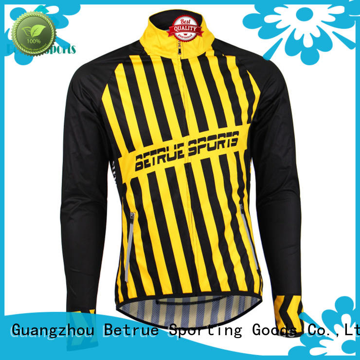 sleeve waterproof cycling jacket light for sport Betrue