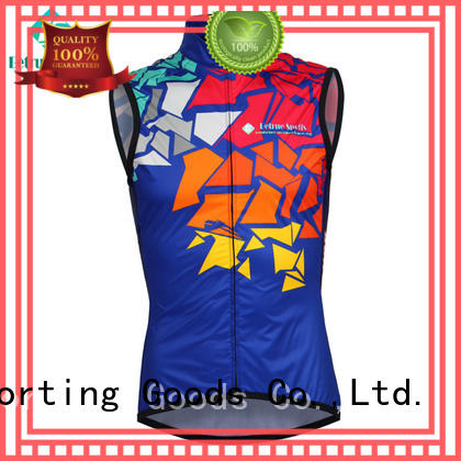 quality cycling vest mens cycling wholesale for sport