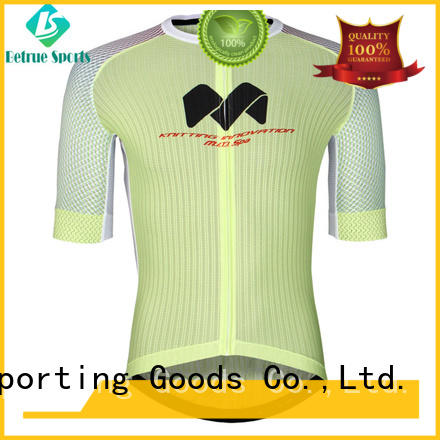 Hot black mens cycling jersey end light Betrue Brand