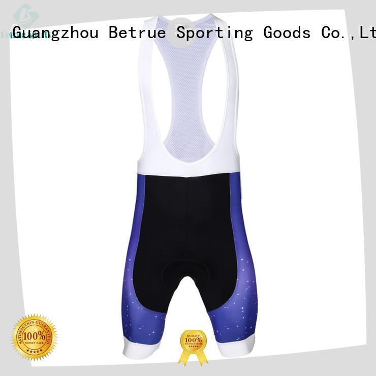 bicycle pro Betrue Brand bib shorts factory