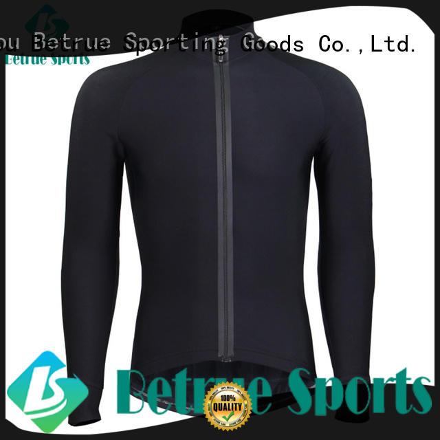weight winter bike mens cycling jersey purple Betrue Brand