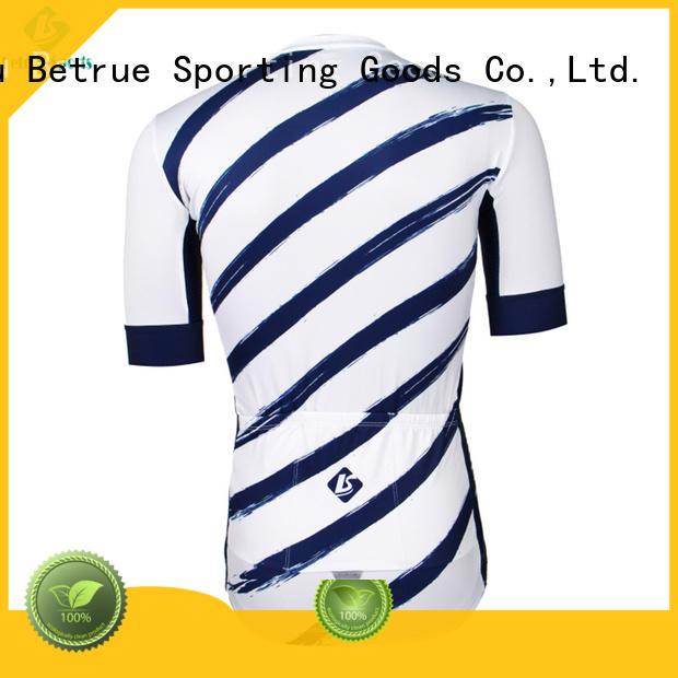 grain snowy mens cycling jersey Betrue Brand